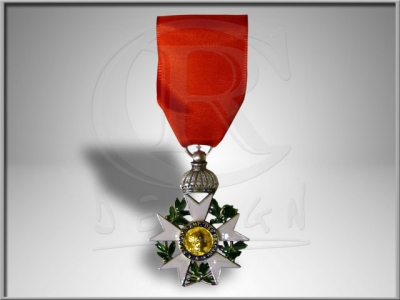 order of the French Legion (replica) special handmade