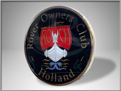 Medaile Rover Owners Club Holland
