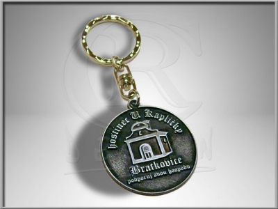 Keychain At the chapel